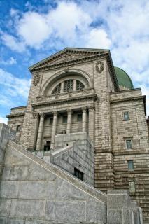 Oratorio San Giuseppe hdr grigio