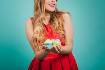 Party di Cupcake
