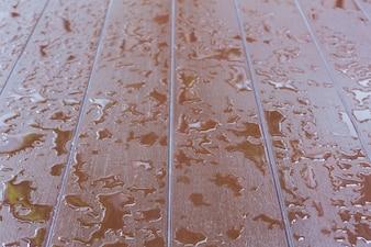 Pavimento bagnato