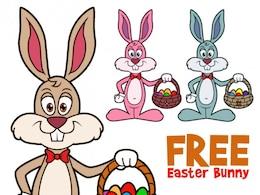 Personaggi Easter Bunny