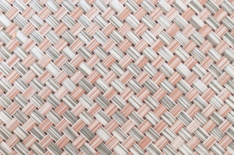 Piastra stuoia texture sfondo