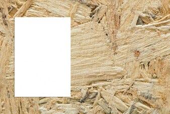 Plancia di business legno grezzo appendere