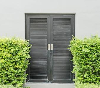 Porta nera