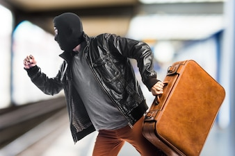 Robber in esecuzione veloce