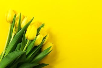 Romantiche fioritura sfondo madri