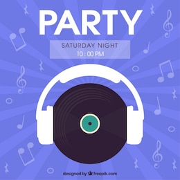 Sabato sera party flyer