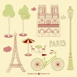 Scarabocchi Parigi