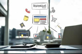 Schema di responsive design
