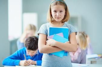 Scolari persona istruzione pupilla contemporanea