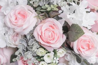 Sfondi di fiori di bouquet