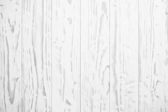 Sfondo bianco trama di legno