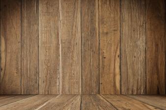 Sfondo di legno pallets
