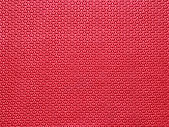 Sfondo di pelle di cuoio rosso