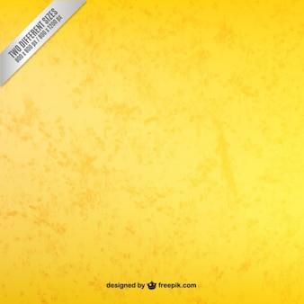 Sfondo giallo in stile sgangherato