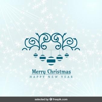 Shiny Natale cornice ornamentale