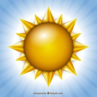 Sole giallo