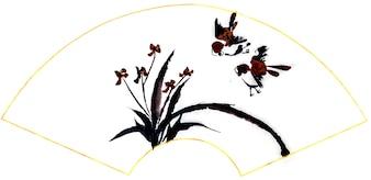 Speciale uccello del giardino della coltura speciale della coltura