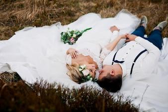 Sposa fidanzamento uomo vita sposo