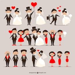 Sposi pacco