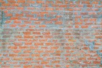 Struttura del muro di mattoni.