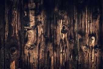 Superficie del primo piano di legno duro del grunge
