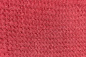 Tessuto di tessuto rosso