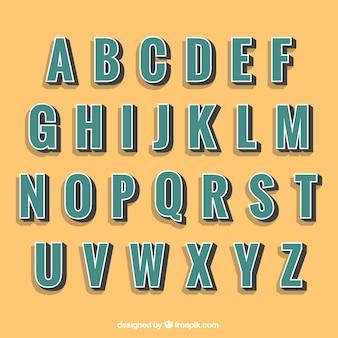 Tipografia Retro