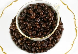 Torrefazione caffeina