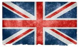 uk grunge bandiera del paese