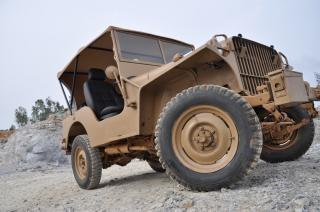 Vecchia jeep
