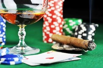 Whisky, sigari e casinò