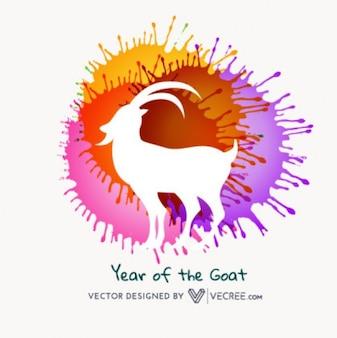 2015 cabra Ano