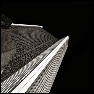 arranha-céus de Frankfurt banco edifício horizonte