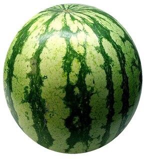 melancia, melão deliciosa fruta doce