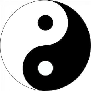 yin-yang básico