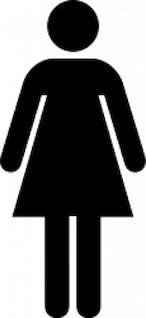 WC mulheres AIGA