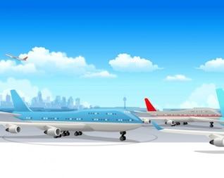 plano aeroporto