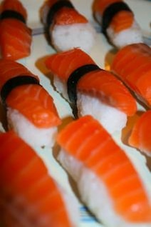 sushi, japonês