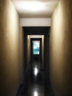 céu corredor, corredor