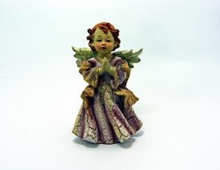 anjo cerâmico, cerâmica