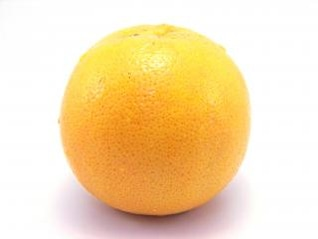 laranja, doce