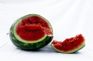 melancia orgânica