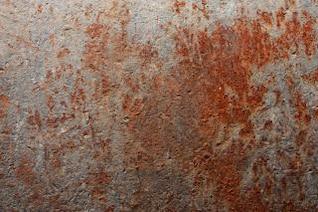 metal oxidado, oxidado, textura