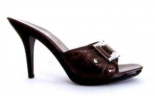 calçado feminino, garota