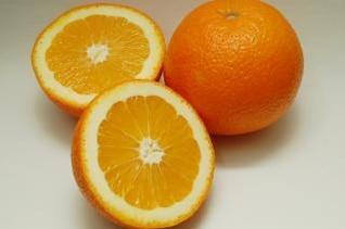fatiado laranja, laranjas
