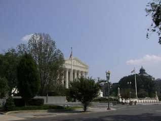 Washington DC monumentos famosos, colunas