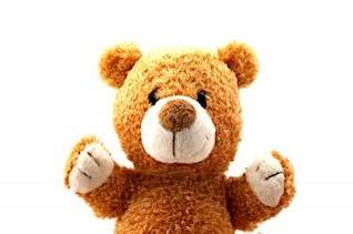 urso de peluche, o amor