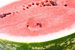 melancia, suculenta