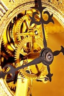 relógio velho