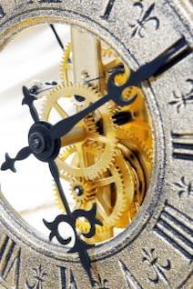 relógio, relógio
